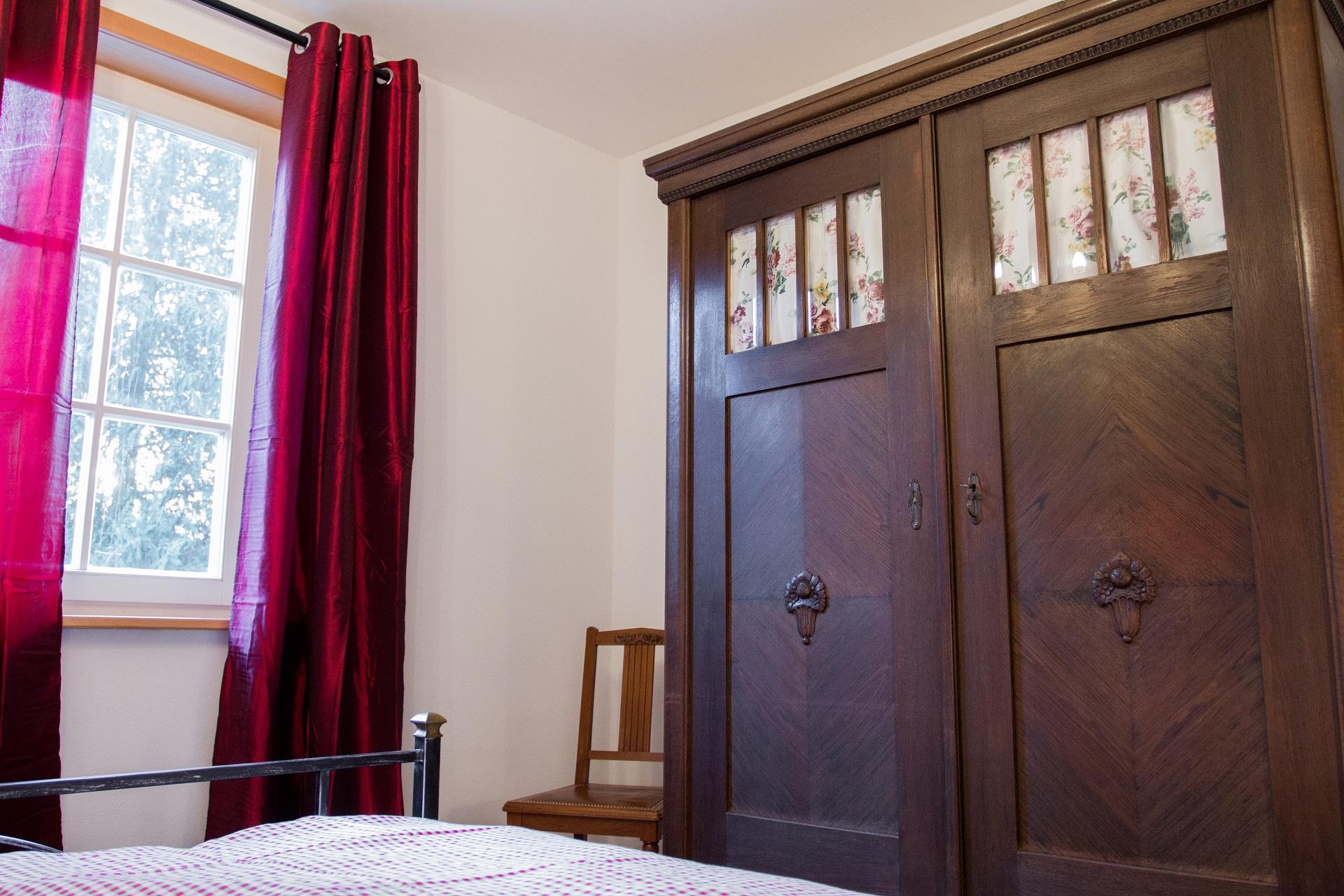 Ferienwohnung Ratssaal - Schlafzimmer