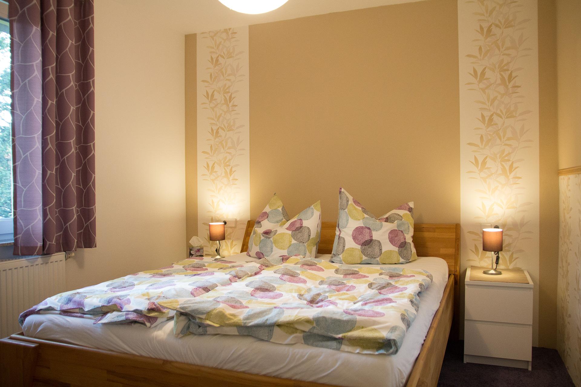 Ferienwohnung BaLie - Schlafzimmer