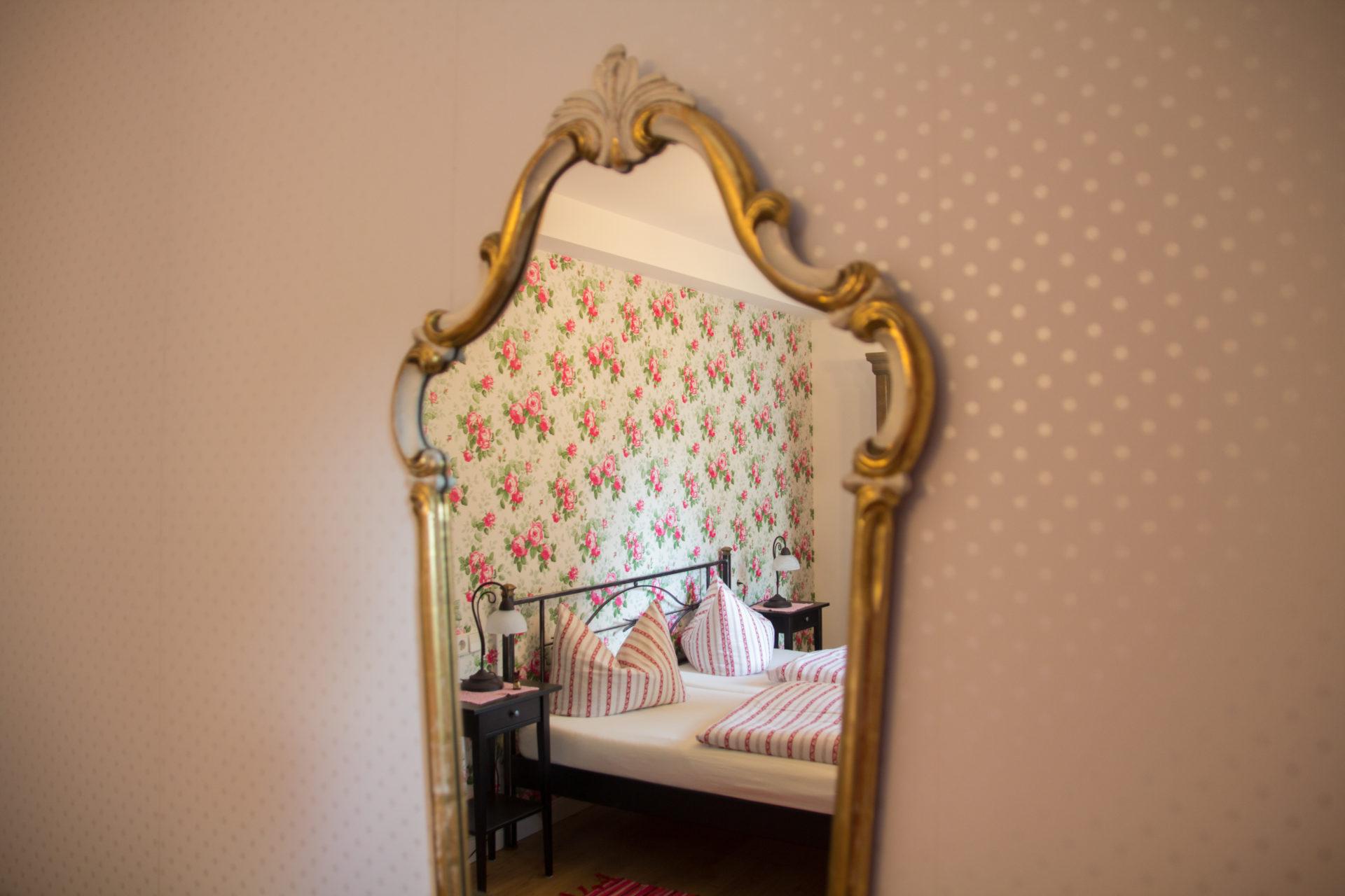 Ferienwohnung Raatssaal - Schlafzimmer