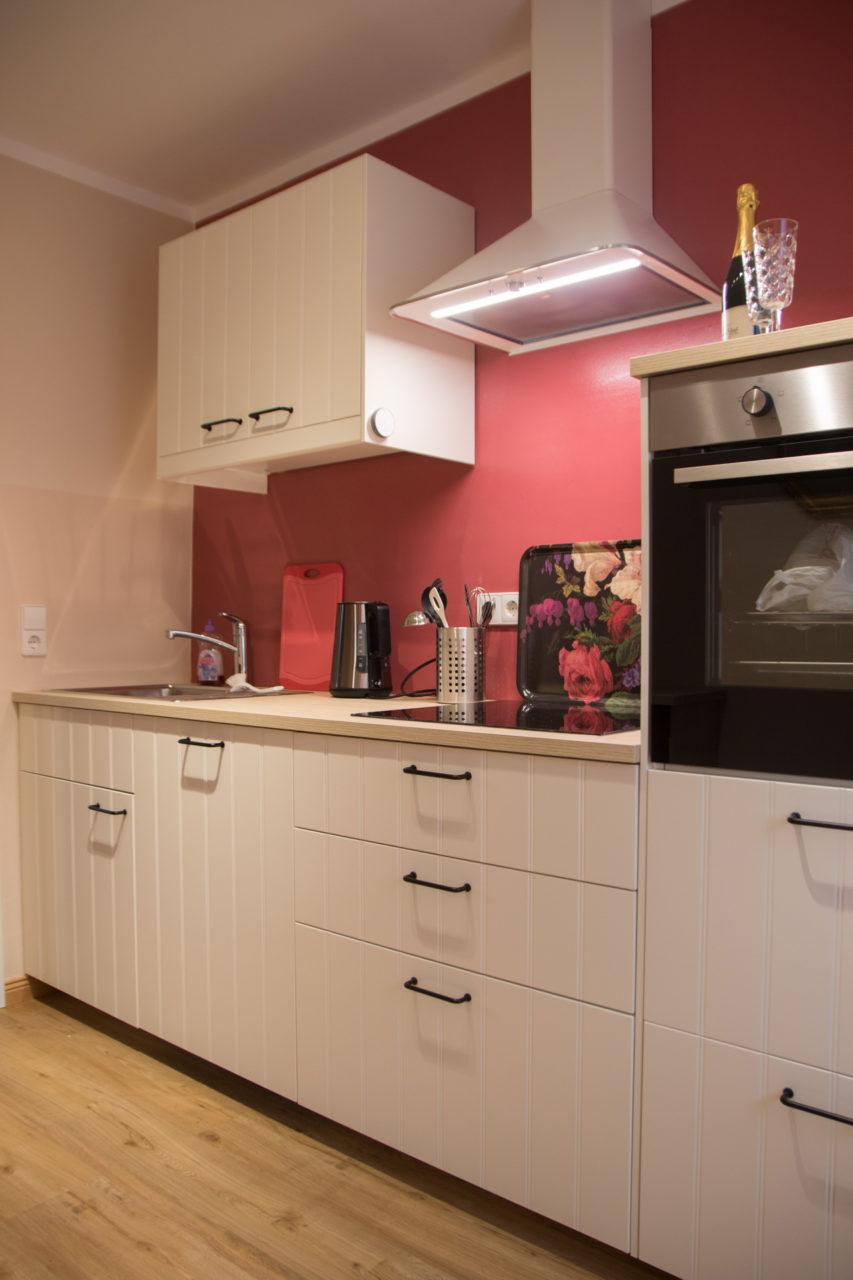 Apartment Postblick - Küche