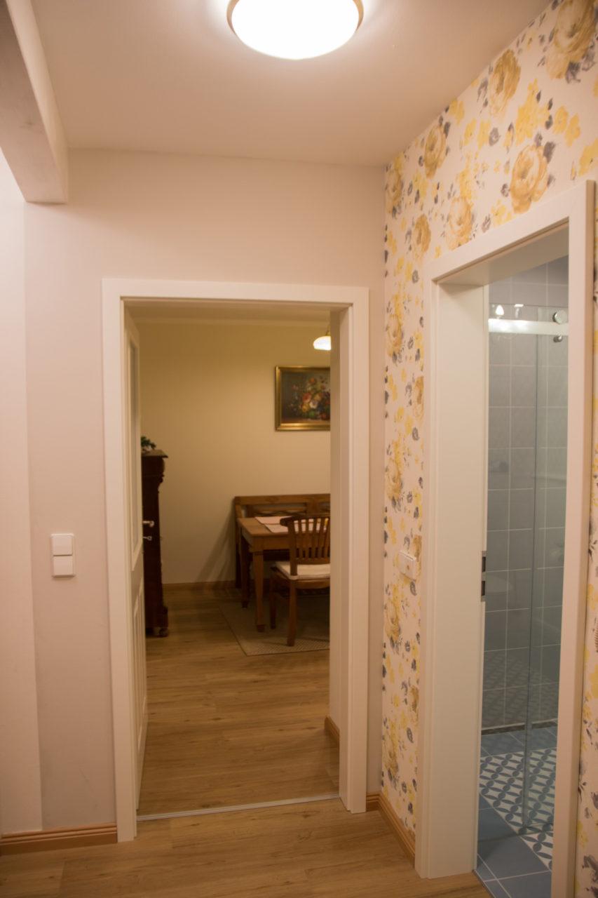 Apartment Postblick - Flur